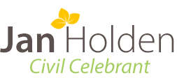 Jan Holden Celebrant